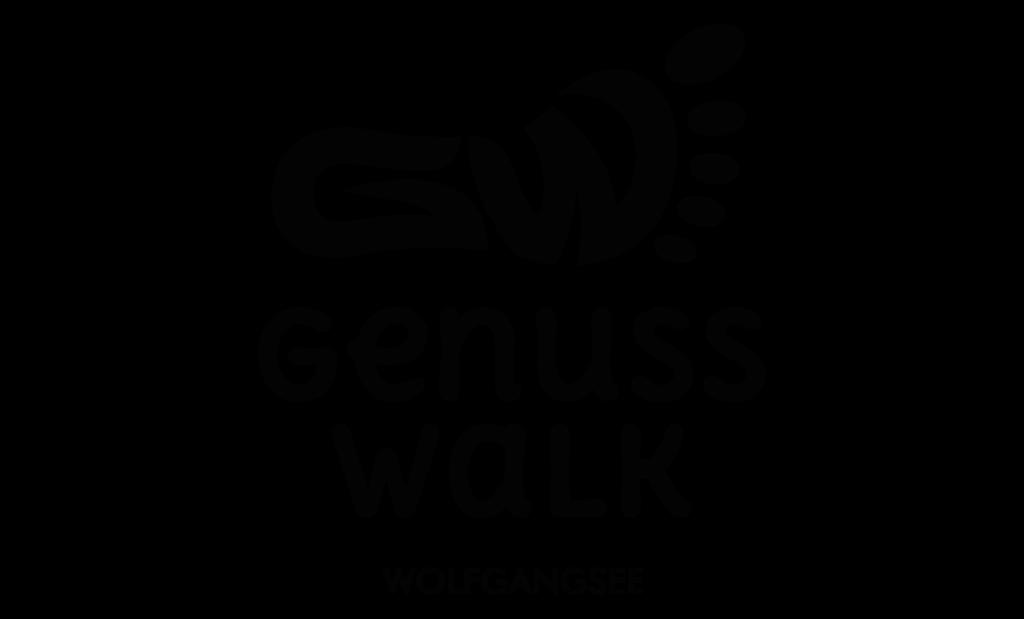 Genusswalk Wolfgangsee Logo