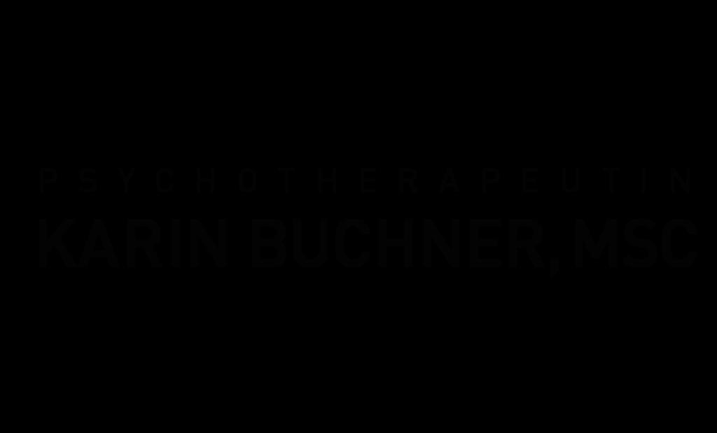 psychotherapie buchner logo